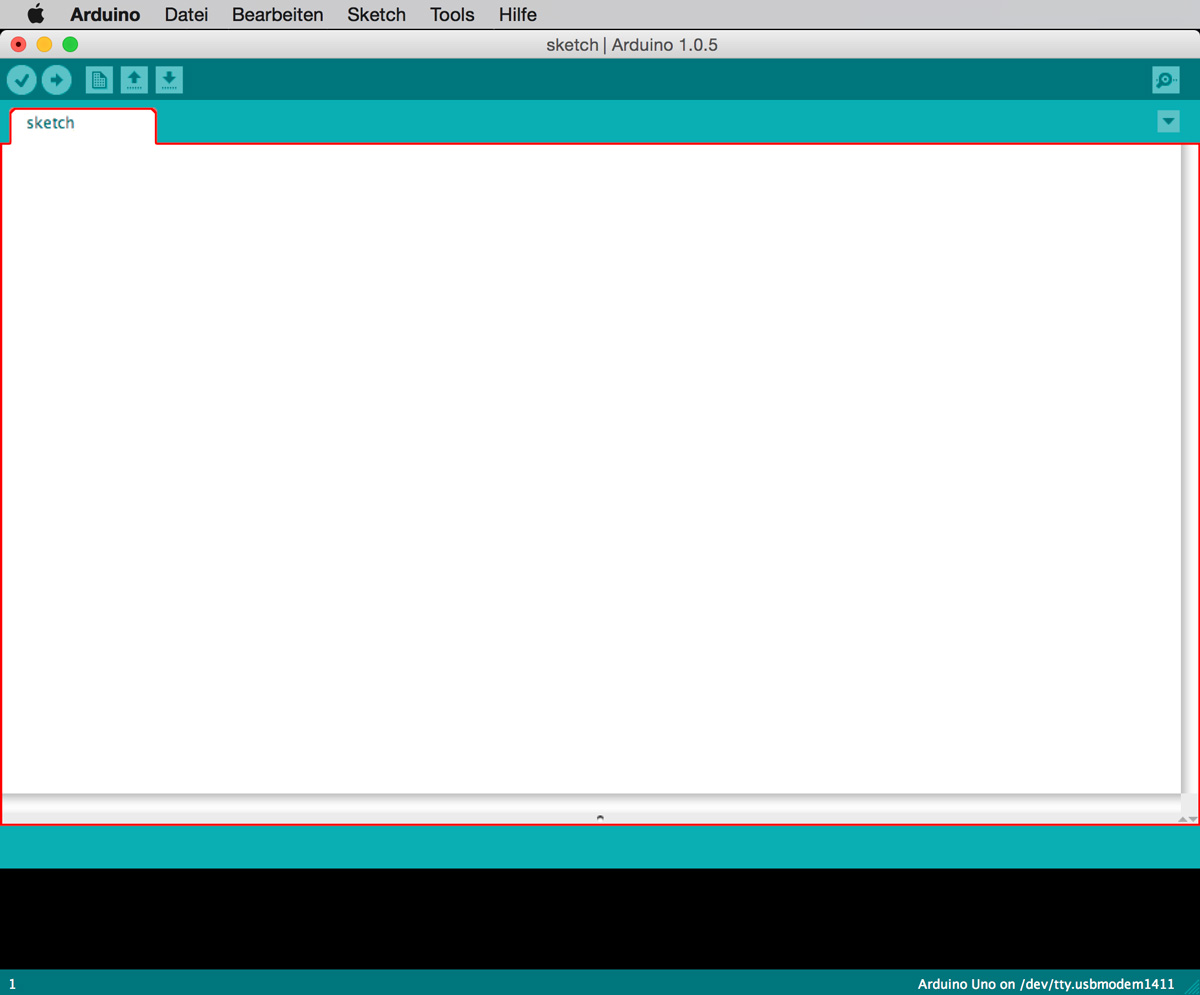 Arduino IDE Software