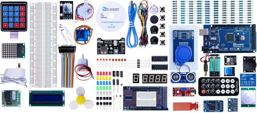 Arduino Starter Kit Elegoo MEGA