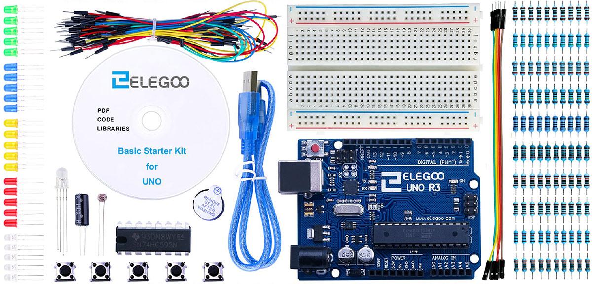 Arduino Starter Kit Elegoo UNO R3