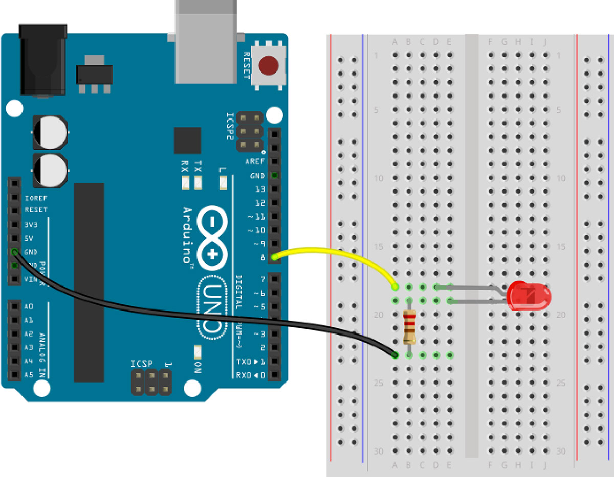 Arduino Variable used to assign another digital pin