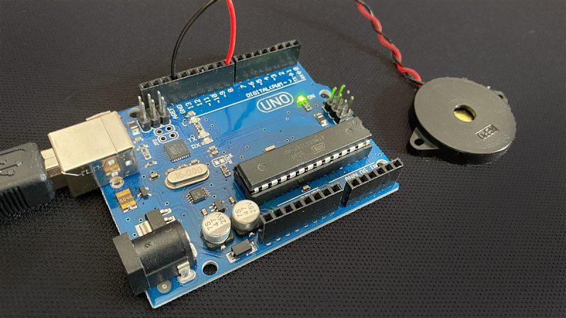 Morse Code with Arduino