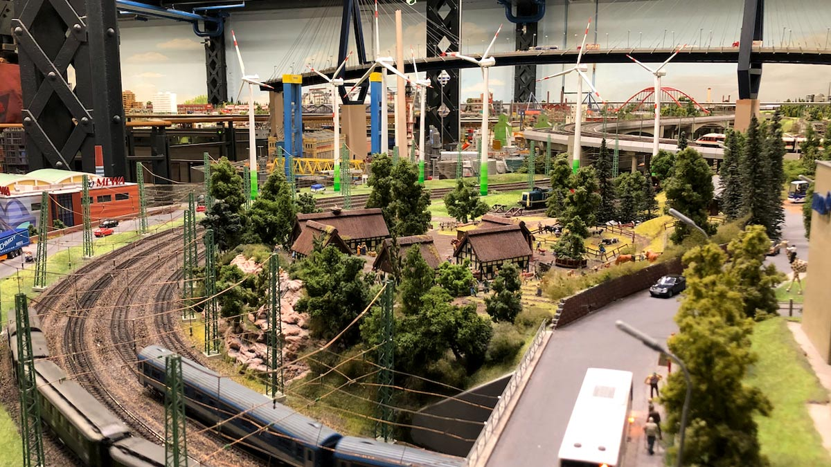 RaylFX - Effects for model railroads and model making with Arduino Nano