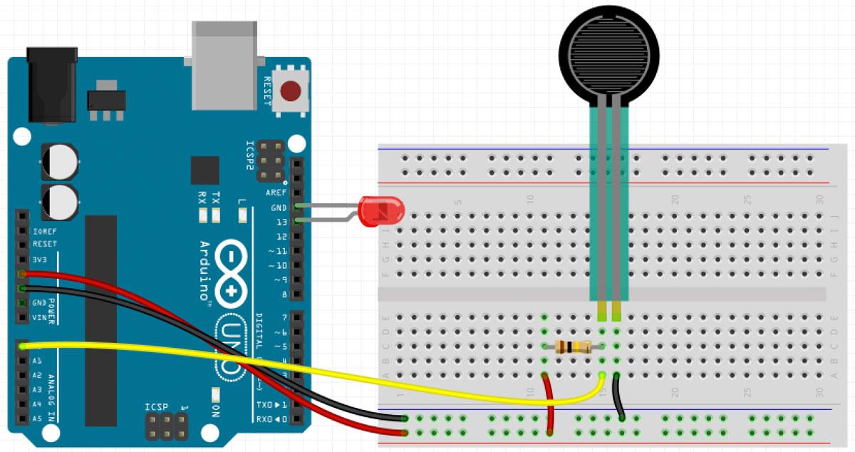 arduino analog input schaltplan programmcode und erkl rung. Black Bedroom Furniture Sets. Home Design Ideas
