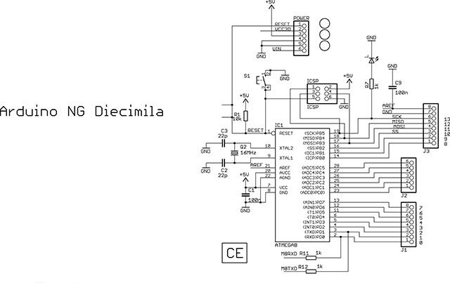 arduino-schematics