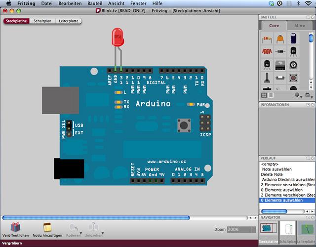 Digital Out - Arduino Tutorial
