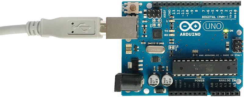 arduino uno das standard arduino ist f r die meisten projekte ausreichend. Black Bedroom Furniture Sets. Home Design Ideas