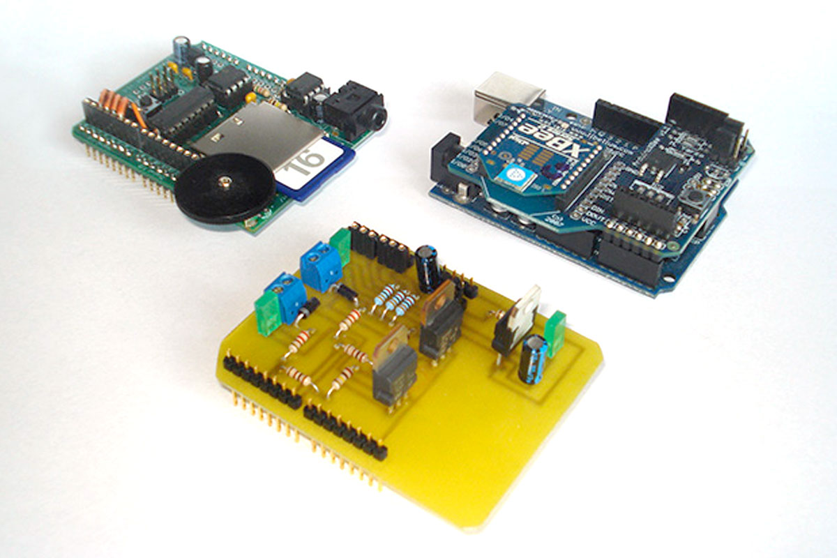 Arduino shields tutorial