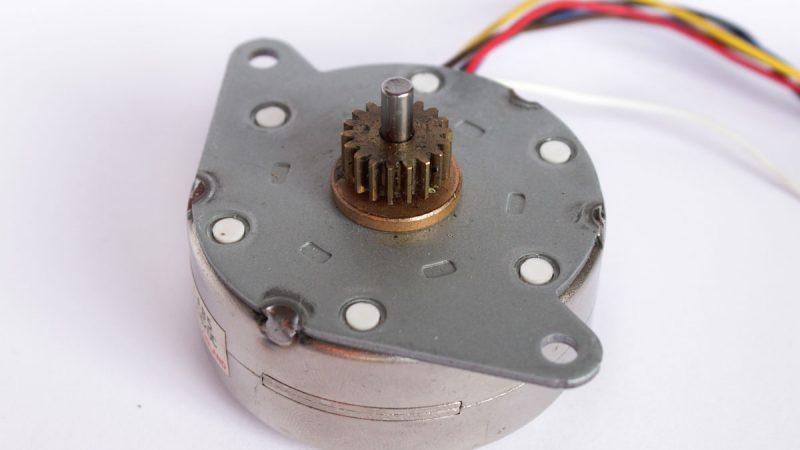Arduino Stepper Schrittmotor