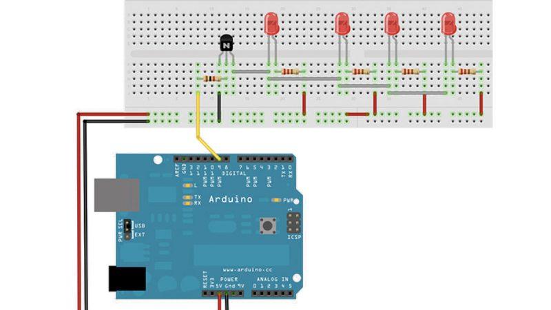Arduino Transistor