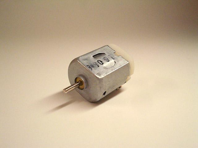 Elektromotor - Arduino Tutorial