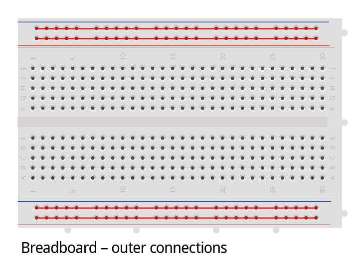 breadboard schematics