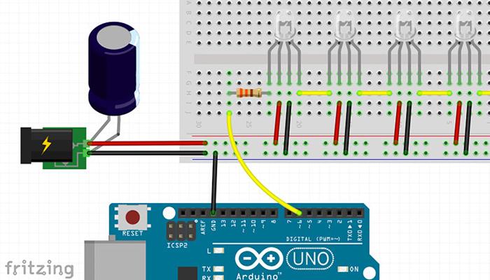WS2812 Arduino