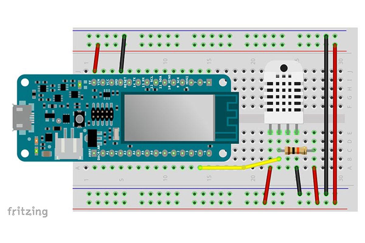 Arduino zu MySQL via Wifi