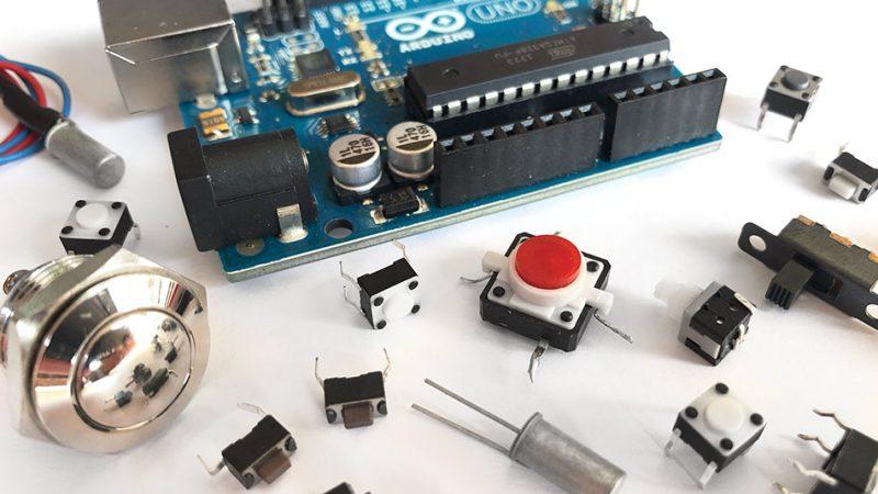 Arduino Taster Buttons