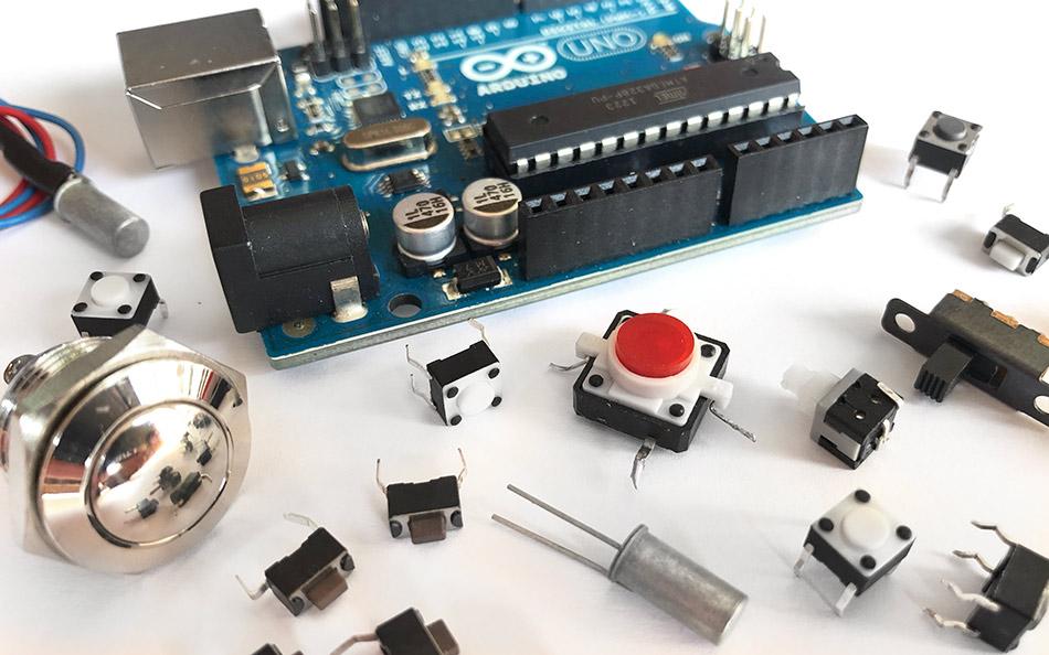 Arduino und Taster