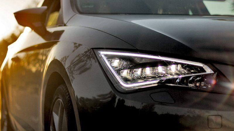 Adaptives Fahrtlicht mit Arduino - Auto-Foto