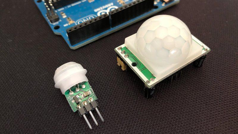 Arduino Bewegungsmelder