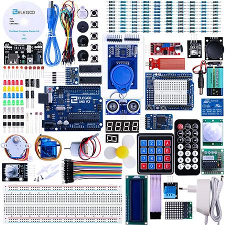 Arduino UNO Starterkit Elegoo Uno Ultimate
