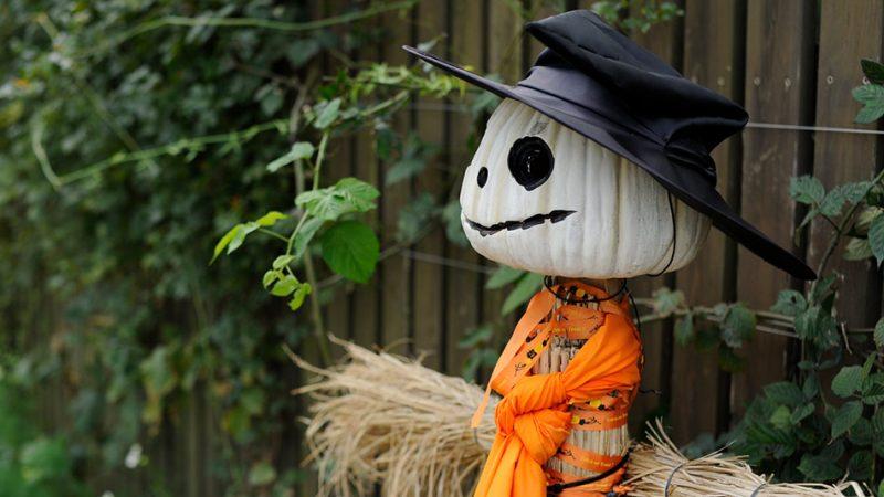 Arduino und Halloween Projekt