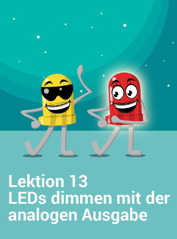 E-Book: Arduino für Anfänger und Anfängerinnen – Beispielseite