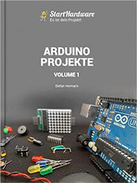 E-Book Arduino Projekte Volume 1