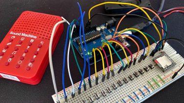 Sound Machine mit Arduino