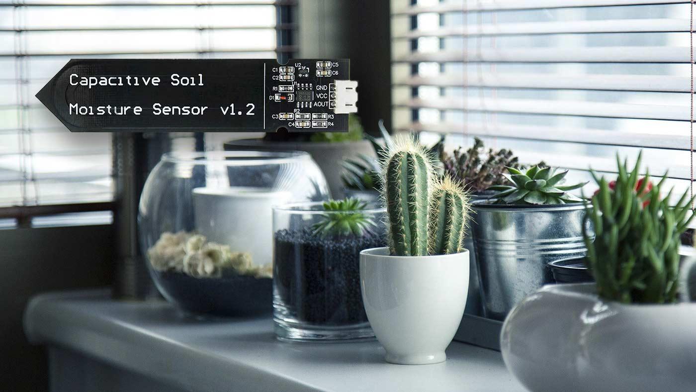 Arduino Feuchtigkeitssensor