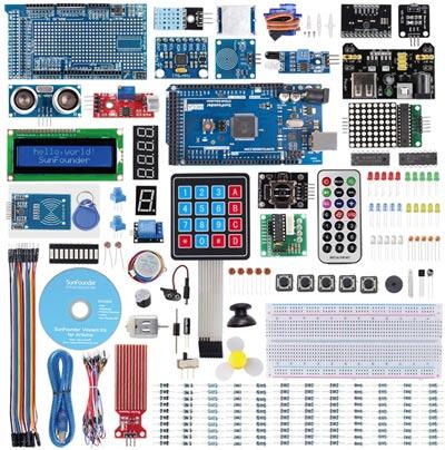 Sunfounder Arduino Mega Kit 2560 Starter Kit