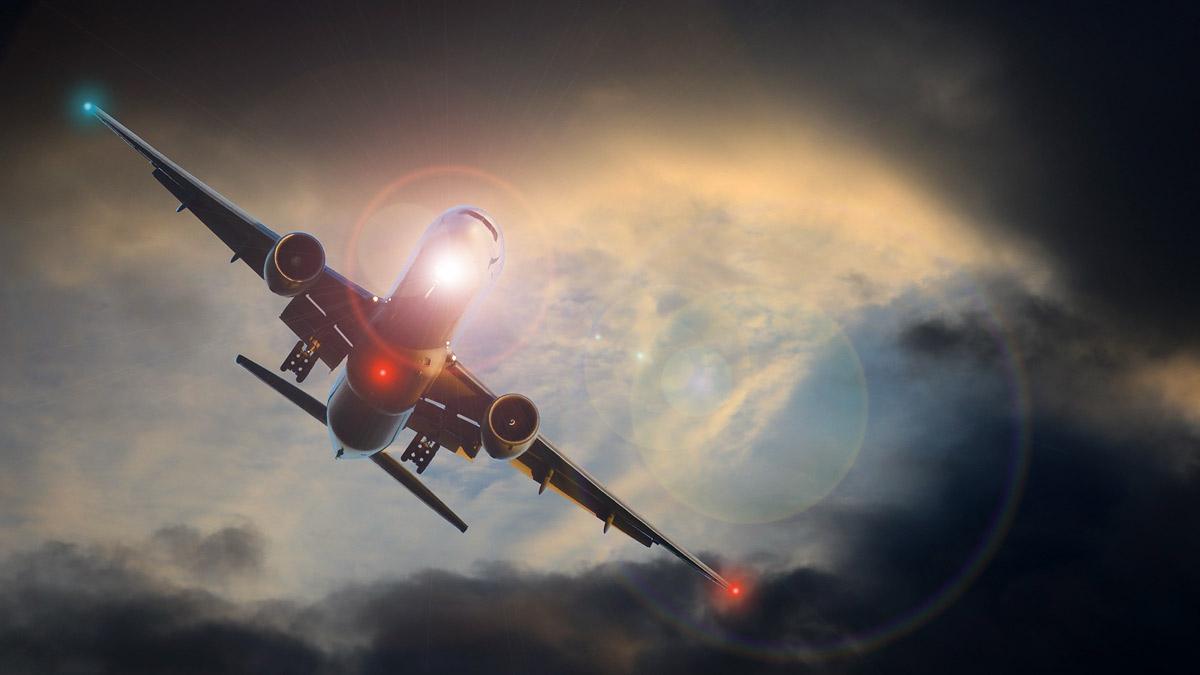 Flugzeugbeleuchtung mit Arduino