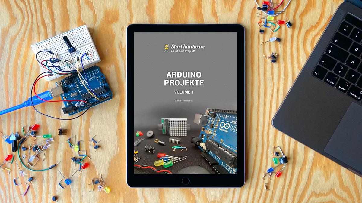 E-Book: Arduino Projekte Volume 1