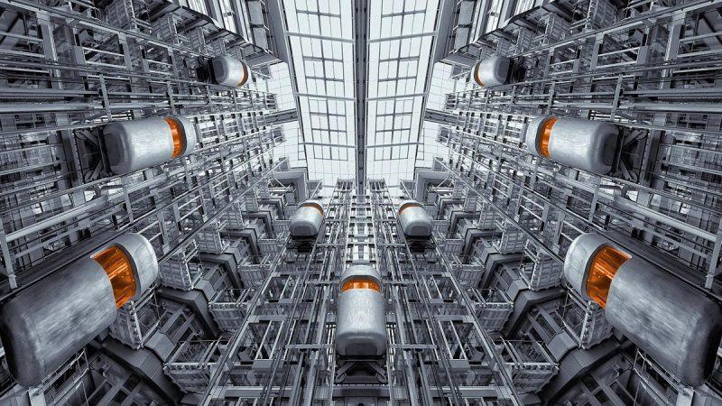 Arduino Aufzug Fahrstuhl Lift