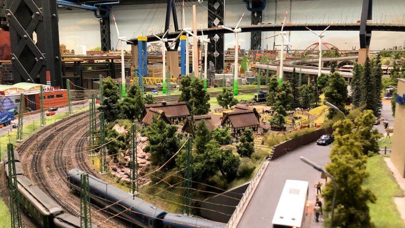 RailFX Effekte für Modellbahn und Modellbau mit Arduino