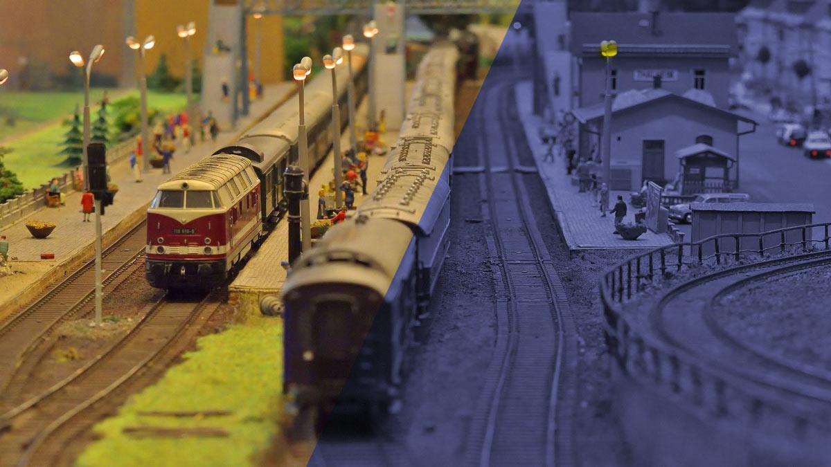 Arduino RailFX Raumbeleuchtung RGB RGBW Strip Modellbahn