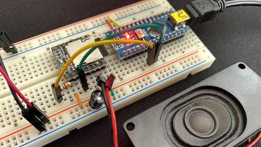 RailFX Arduino Sound Modul